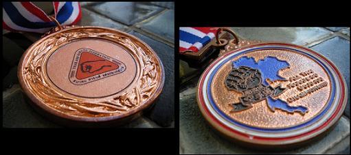 息子達の3位メダル.JPG